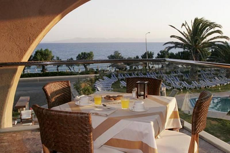 Hotel Oceanis - Ixia (Trianda) - Rhodos